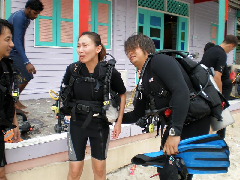 [20080515] Will & Bee Scuba Diving @ Redang (14).JPG