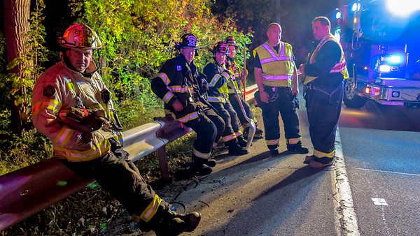 10-18-17 MVA With Injuries, Route 9 @ Roa Hook Road