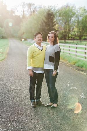 Ethan + Rachelle