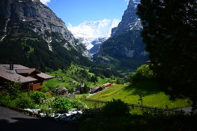 Switzerland and beyond