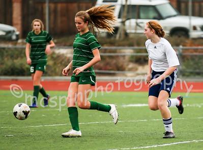 Leland vs Leigh JV Soccer