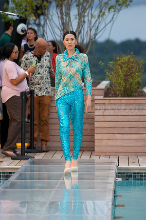 Arris - Grand Opening Event & Rooftop Fashion Show - Leighel Design Collection