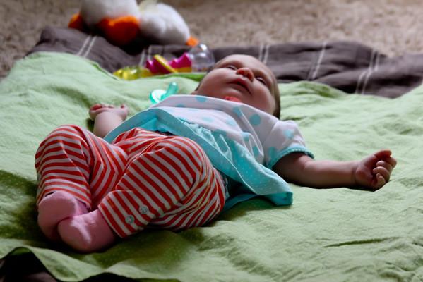 Kiera RaeLynn 7 weeks