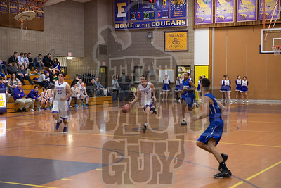 Boys Basketball vs Mountian House