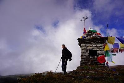 Канченджанга. Треккинг в Гималаях