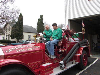 Henr antique in St. Pattys parade 3/17/12