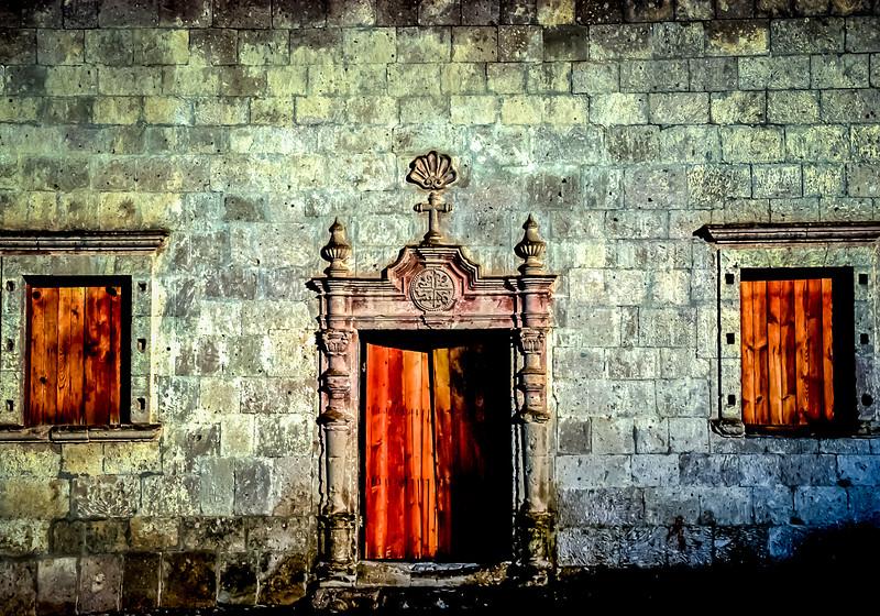 Misión San Francisco Borja, established in 1762, San Borja was a Spanish mission