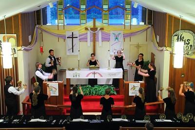 Concordia University Irvine Handbell Choir