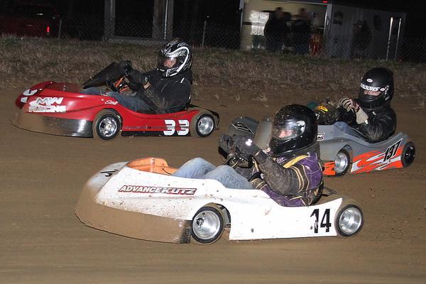 Rockport Raceway; E-Z Auto Parts Fall Brawl