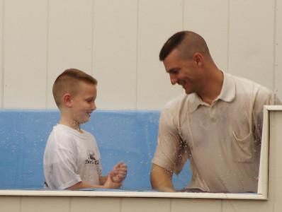 December 3, 2006 Baptisms
