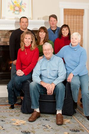 Connors Family Portrait