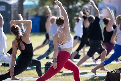 Body Electric Yoga