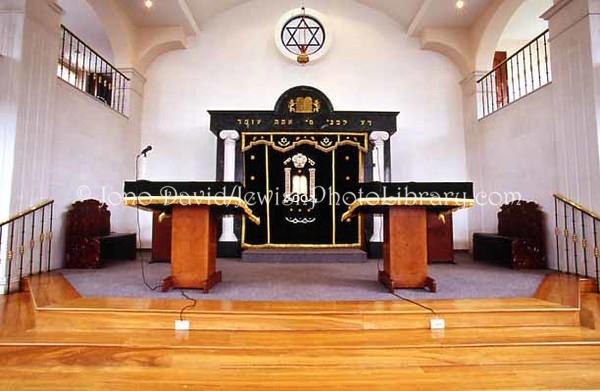 COLOMBIA, Bogota. Sinagoga Asociacion Israelita Montefiore. (2005)