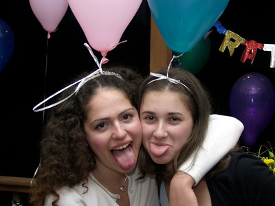 Masha's Graduation Party