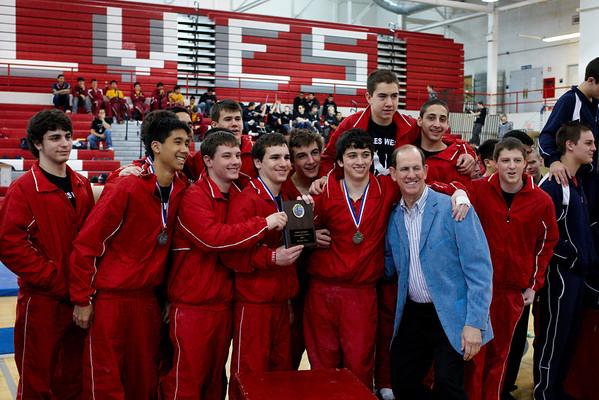 2009.04.04 - Boys' Gymnastics - 3rd Annual John Burkel Invitational