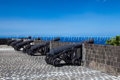 Saint Kitts, Brimstone Hill Fortress National Park