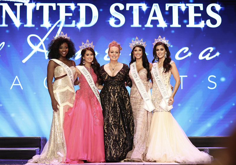 UNITED STATES of AMERICA PAGEANT