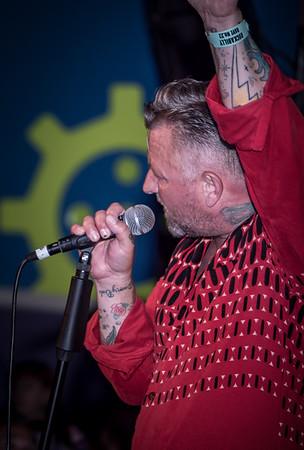 Jack Rabbit Slim, Rockabilly Rave 2018