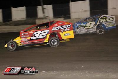 Orange County Fair Speedway - 5/1/21 - Mike Traverse
