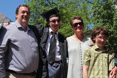 New Vista Graduation 2014