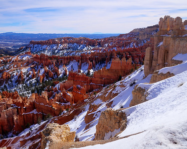 Bryce Canyon Winter 2016