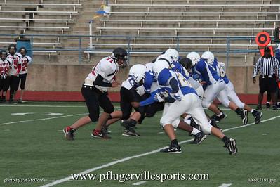 Panthers Freshmen vs Bowie Bulldogs