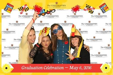 The Universities at Shady Grove Graduation Celebration 2016