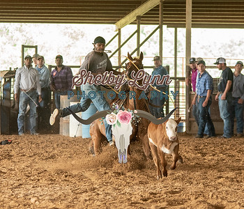 BREAK THE BANK CALF ROPING