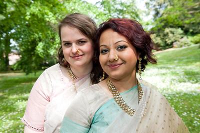 Kiran and Hayle