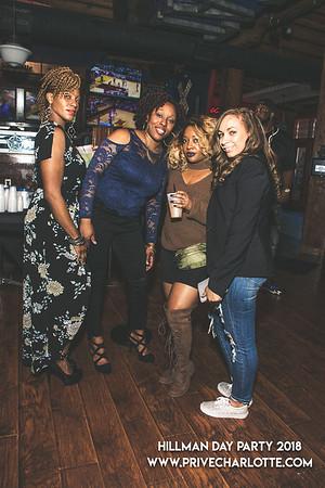 Hillman Day Party CIAA 2018