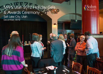SMPS Utah 2012 Holiday Gala & Awards