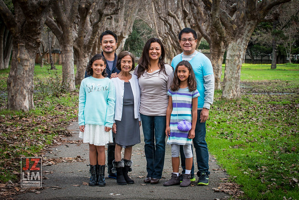 Relucio Family 2014