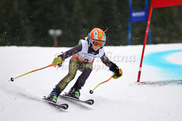 2010 Oregon 4 Way - Giant Slalom