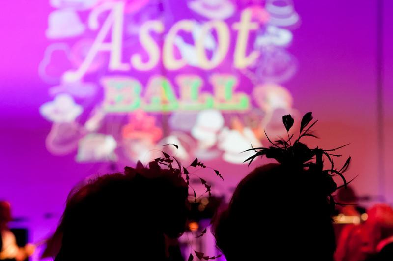Der Royal Ascot Ball.