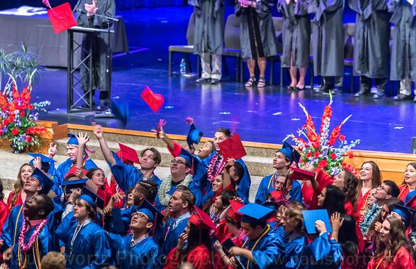 La Salle Graduation 2017