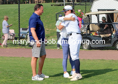 2019 Baseball Georgetown Prep Senior Day