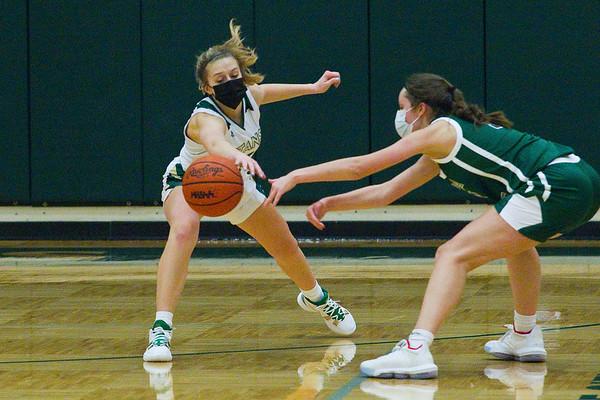 Girls Basketball: Alpena at TC West