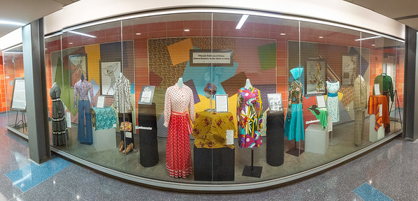 8/11/21 Historical Fashion Exhibit in Technology Building