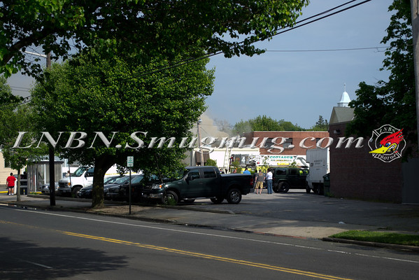 Amityville F.D. 192 Broadway 5-24-11