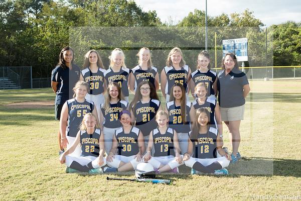 2016-2017 Middle School Softball