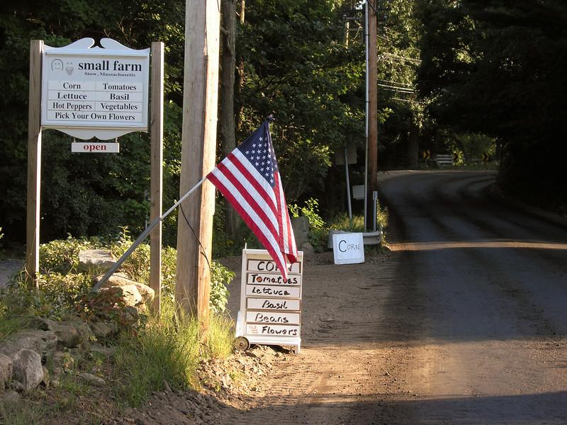 Gleasondale Road  -  Stow, Massachusetts