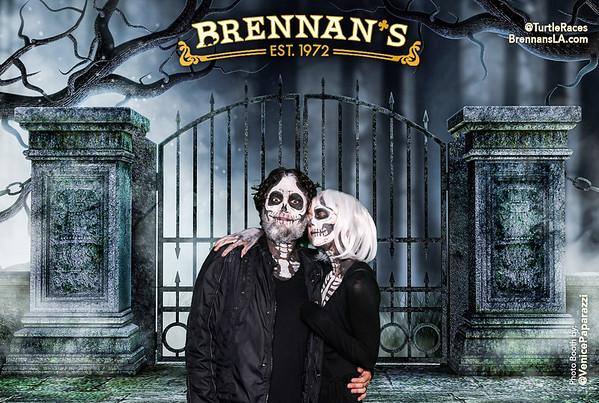 10.27.18 . Brennan's Halloween