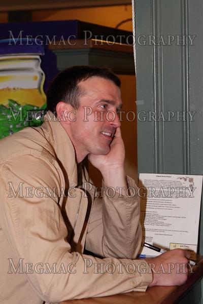 Chris Herren Basketball Junkie Book Signing