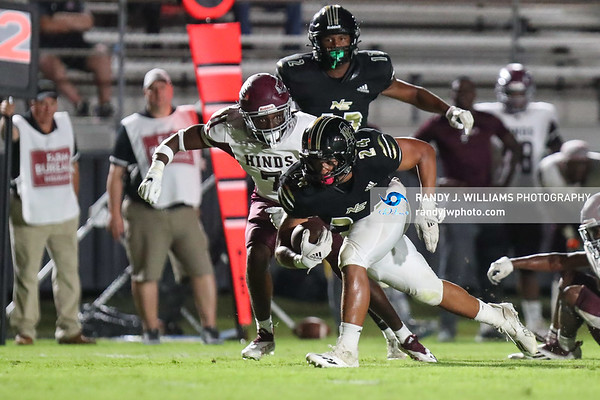 Hinds Community College vs. Northeast Mississippi College