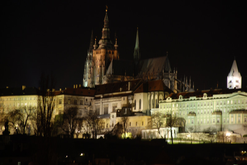 Prague Night Scene Near Water 20.JPG