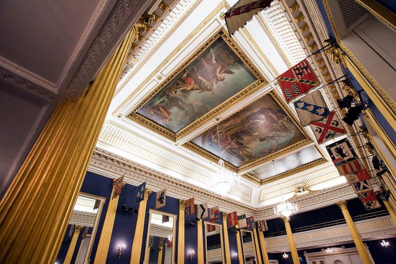 Saint Patrick's Hall, Dublin Castle, Dublin, Ireland