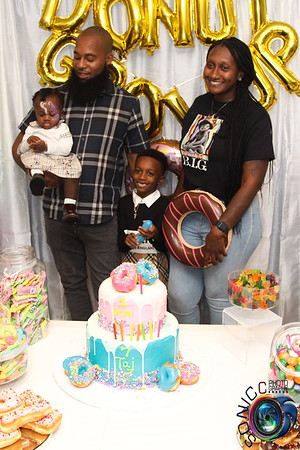 SEPTEMBER 8TH, 2019: DEMI & TAJ'S BIRTHDAY BASH