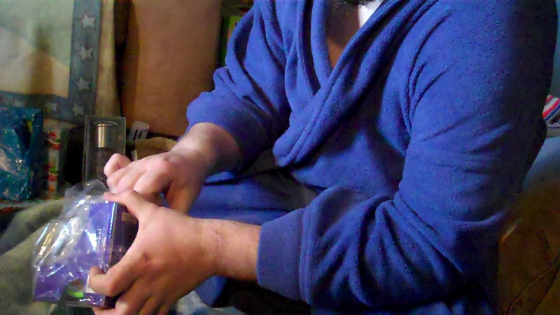 Christmas morning 2010.