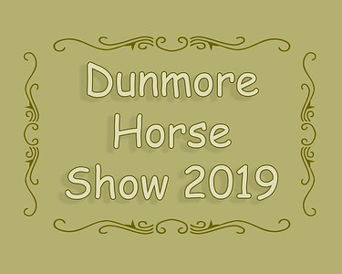 DES Horseshow 2019