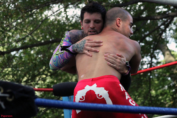 Top Rope Promotions Wrestling 07/31/2011 (Volume Two)